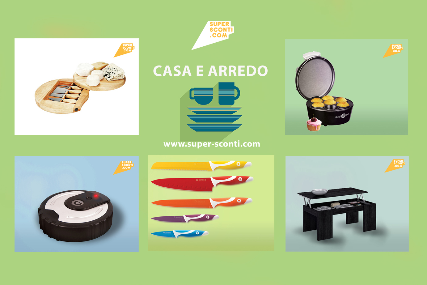 Shopping online casa e arredamento for Shopping online arredamento casa