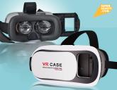 VR BOX 2.0 Occhiali realtà virtuale 3D elettronica telefonia audio video super sconti supersconti