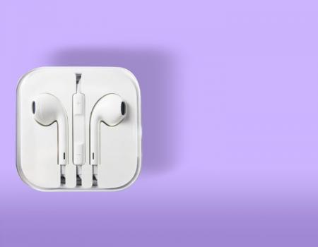 CUFFIE AURICOLARI EARPODS CON MICROFONO EARPOD per APPLE IPHONE 5 4 S IPAD IPOD elettronica accessori audio video super sconti supersconti