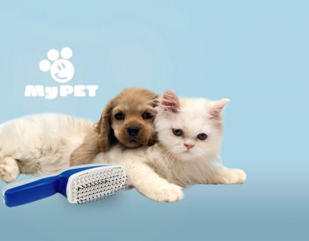 my pet spazzola cane gatto supersconti super sconti pet groom casa e arredo