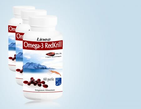 Integratore Omega 3 Red Krill food super sconti supersconti