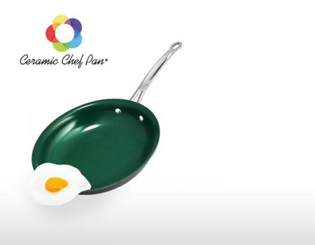 Ceramic Fry pan padella mondo cucina super sconti supersconti