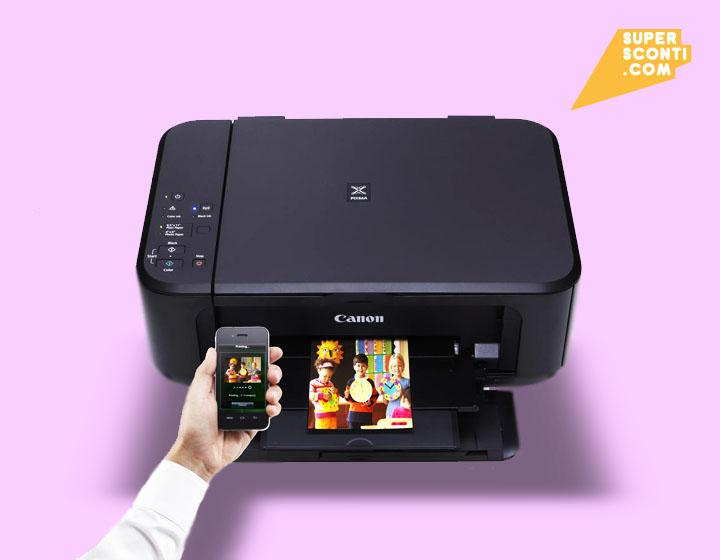 CANON MG3550 (black) supersconti super sconti elettronica stampante informatica