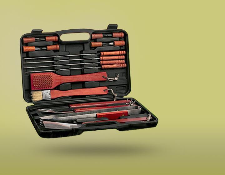 Set Barbeque BBQ Mastertools casa e arredamento supersconti super sconti